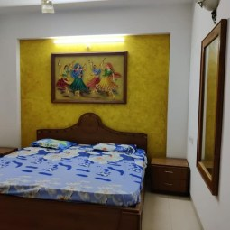 4 BHK Full Furnished Flat Available For Rent