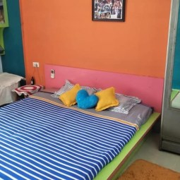 3 BHK Fully Furnished Flat Available On Sale
