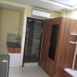1 RK Full Furnished Available For Rent