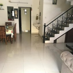 3 BHK Semi Furnished Duplex Available On Rent