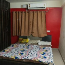 4 BHK Full Furnished Flat Available On Rent