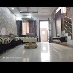1 BHK Furnished Row House Available On Sale