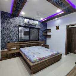 2 BHK Full Furnished Flat Available On Rent