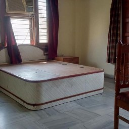 2 BHK Furnished Bungalow Portion Available On Rent