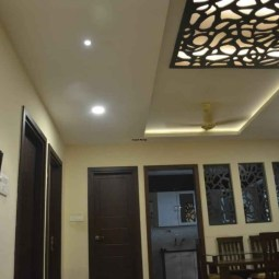 3 BHK Furnished Flat Available On Rent