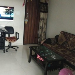1 BHK Semi Furnished Apartment Available On Sale