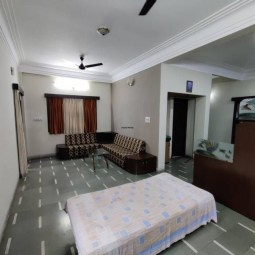 2 BHK Furnished Independent Flat Available On Rent