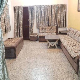 3 BHK Furnished Villa Available On Rent