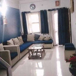 3 BHK Semi Furnished Independent House Available On Sale