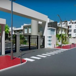 4 BHK Row House Available On Sale