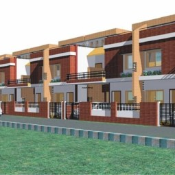 4 BHK Semi Furnished Villa Available On Sale