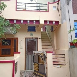 3 BHK Semi Furnished House/Villa Available On Sale