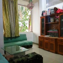 2 BHK Furnished Independent House Available On Rent