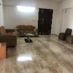 3 BHK Furnished Flat Available On Sale