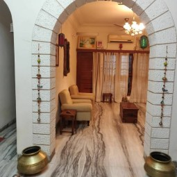 4 BHK Fully Furnished Independent House Available On Rent