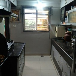 2 BHK Furnished Flat available On Sale