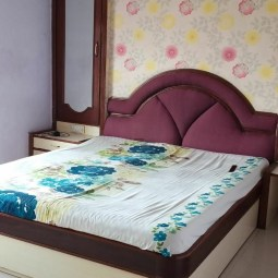 2 BHK Full Furnished Flat Available On Sale