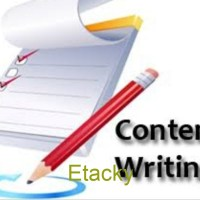 Content Writer Required for our Company.