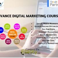 Get enrolled in best digital marketing training offered by WebTek Digital Marketing