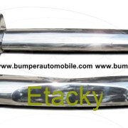Volvo Amazon Euro type bumpers (1956-1970)