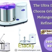Buy Ultra ChocoGrind - Chocolate Melanger Refiner Factory Price Only