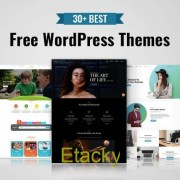 Download All new WordPress theme and website templates