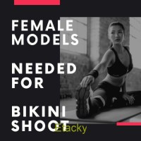 Female modeling, Photo Shoot jobs for girl in Mumbai