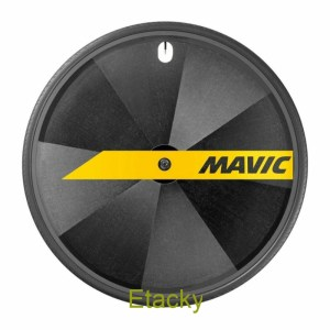 MAVIC COMETE ROAD TUBULAR DISC REAR WHEEL 2020 (CENTRACYCLES)