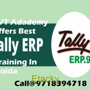 Best Tally course Training Institute in Noida-GVT academy