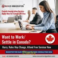 Canada Immigration Consultants In Bangalore | Immigration Services - novusimmigration.com