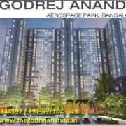 Godrej Ananda Aerospace Park in Bagalur, Bangalore