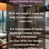 Best Interior Designer in Kochi, Kerala