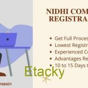 Quick Nidhi Company Registration at Cheapest Price in Mumbai-Pune-Nashik