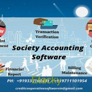 Society Accounting Software Service in West Bengal