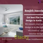 Best Flat Interior Designer in Kochi, Leading Architects in Kerala