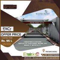 Water Front Villas in Patancheru | Good Time Builders