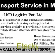 HSR Logistics   Best Car transport in Mumbai