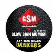 Glow Sign Mumbai   Glow Sign Board Manufacture In Navi Mumbai   Thane
