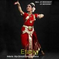 Learn Dance/ Bharatanatyam on Skype/ Zoom  Jhinook.com