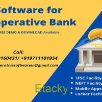 Software for Cooperative Bank in West Bengal
