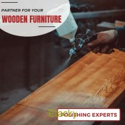 Wood Polishing Services & Spray Painting Services at Painting Drive