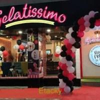 Gelato Cafe Bangalore - Gelato Ice cream  Gelatissimo