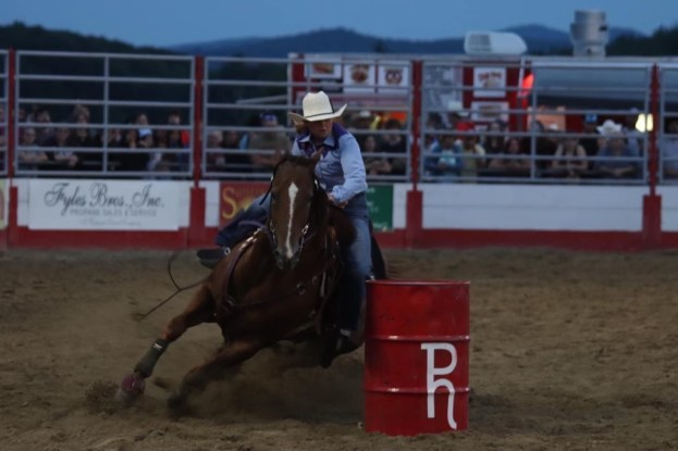 Finished Pro Rodeo Grandson of DTF and OTMR