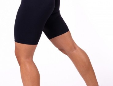 Nebbia High Waist Road Hero Biker Shorts