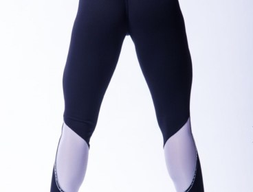 Nebbia Black V-butt Leggings