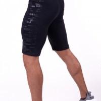 Nebbia Black Road Hero Biker Shorts