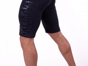 Nebbia Black Road Hero Biker Shorts
