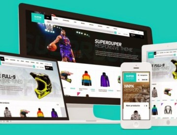 eCommerce Website - starting from AED 4500/-