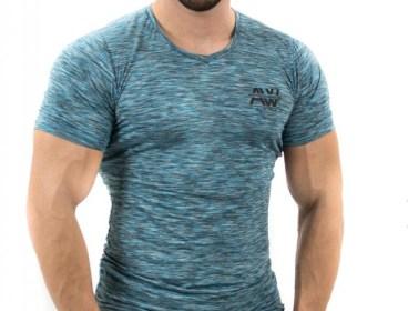 Nebbia Blue AW T-Shirt