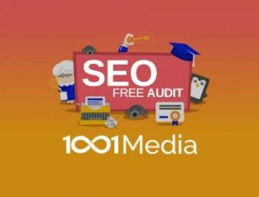FREE SEO Audit - Premium Service for FREE